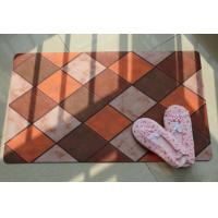 Quality Beautiful Soft Rubber Floor Carpet , Non-Slip Rubber Plastic Floor Mat wholesale