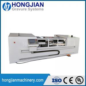 Quality Gravure Cylinder Copper Polishing Machine Polisher Cloth Buffing Machine wholesale