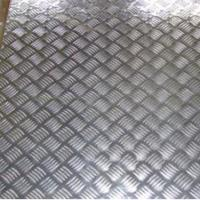Quality Skid Proof Aluminium Checker Plate 1 Mm-6 Mm Thickness 600-2000mm Width wholesale