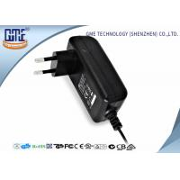 Quality EU PIN Anti interference Wall Mount Power Adapter 9V 2.5A with Ferrite Core wholesale