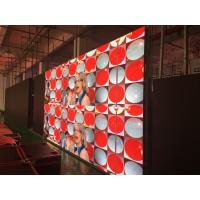 Quality P4.81 Indoor Rental Led display board , large LED screen rental wholesale