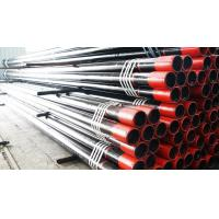 China Oil Drilling Seamless Steel Casing Pipes N80 Steel Grade For Normal Well on sale