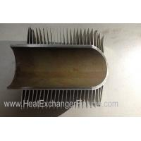 G Type Embedded Fin Tube for Helicoidal Groove Cooling Fin Tube Machine