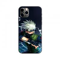 Quality Custom Lenticular Flip Naruto Phone Case With Anime Images wholesale