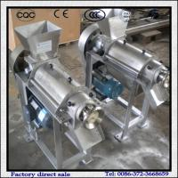 Quality Industrial Cold Press Juicer Machine for Apple wholesale