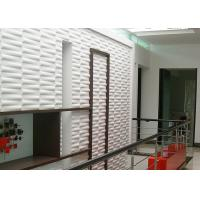 Cheap Embossed Resin Wallpaper 3D Decorative Wall Panels Lounge Room Removable Wall Decals for sale