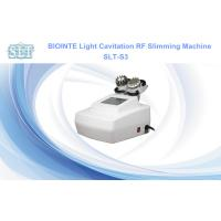 China Ultrasonic Cavitation Slimming Machine for Cellulite Reduction on sale
