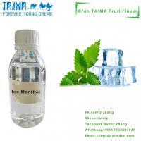 Buy cheap Hot sale mint/fruit aroma high concentrate VG based Ice Menthol flavor for E-juice from wholesalers