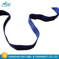 Quality Decorative Coloured Fold Over Elastic Webbing Straps For Underwear wholesale