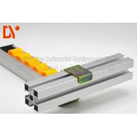Quality Work Table Heavy Duty Roller Track , Sliding Roller Track With PU Roller wholesale