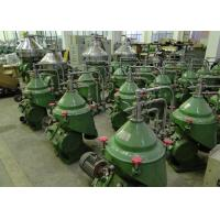 China Fuel Oil Water Separator / Marine Oil Water Separator Stable Operation on sale