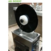 Quality Vinyl Disc Vinyl Record Lp Industrial Ultrasonic Cleaner 6.5L 150 W 40khz Frequency wholesale