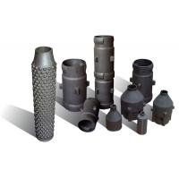 China Recrystallized Silicon Carbide Heat Exchanger Industry Ceramic Sisic Product on sale