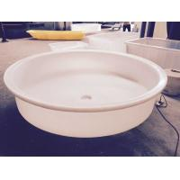 China 2018 new design M1400 PE food grade plastic Cone Round bucket conical plastic water tank on sale