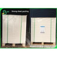 China White Base Board For Disposable Ice Cream Paper Cup Pe Coated 210gsm + 15g Pe on sale