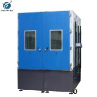 Quality IEC-60529 Standard Photovotaic panel IP66 Walk-in Dust Test Chamber wholesale