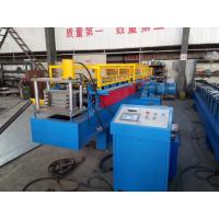 China Width Adjustable Steel L Profile Cold Roll Forming Equipment With Yellow Safe Cover on sale