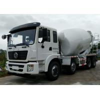Quality 8 X 4 Dongfeng Ready Mix Concrete Mixer Trucks Anti Resistant High Capacity wholesale