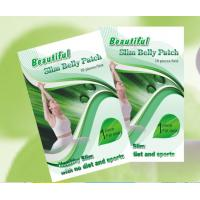 China Original botanical Weight Loss Patch Herbal detox Beautiful Slim Belly Patch on sale