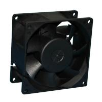 Quality DC Axial Cooler Equipment Cooling Fans 48V Ball Bearing 90.60CFM Max Air Flow wholesale