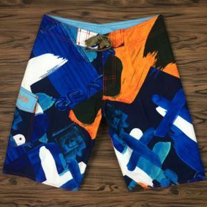 Buy cheap Mens Summer Surf Shorts Loose Cargo Pants from wholesalers