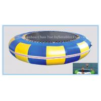 Quality 0.9mm PVC Tarpaulin Inflatable Water Trampoline for Water Park (CY-M2095) wholesale