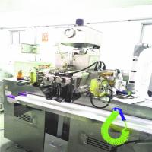 China S610 Soft Capsule Making Machine With Gelatin Melting / Drying Equipment on sale