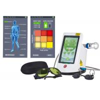 Buy cheap Class 4 Deep Tissue Laser  Back Treatment For Lower Back Pain / Laser Therapy For Sports Injuries from wholesalers