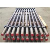 Quality Threaded Anchor Rod Self Drilling Anchor System High Piling Output wholesale