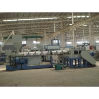 Quality Plastic XPS Insulation Board Plastic Extrusion Machinery Twin screw wholesale