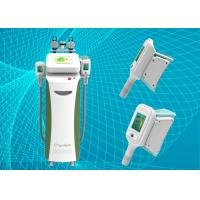 Quality Deep Fat Removal Cryolipolysis Fat Freezing Slimming Machine wholesale