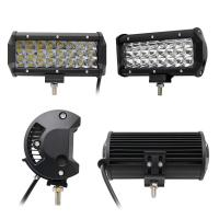 Quality 7 Inch Led Driving Light Bar 3 Row Die Casting Aluminum Housing Material wholesale