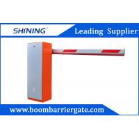 3S Open Time Remote Parking Boom Gates For Living Area With Infrared Photocells
