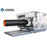 China HDPE/PP Two Wall Corrugated Pipe Production Line Inner Wall Smooth High Insulation on sale