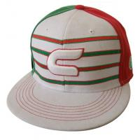 Quality 49*48*57cm, custom hat embroidery with flat peak, any other design or shape wholesale