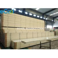 China Eccentric Hook Cold Storage Panels Stainless Steel Thermal Insulation Polyurethane on sale