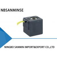 China 0545E Pneumatic Valve Solenoid Coil DC 20W Normal Power Environmentally Friendly on sale
