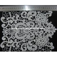 China Crochet Chemical Lace Trim on sale