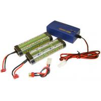 Cheap High Rate Discharge NIMH Battery Packs  7.2V 20000MAH For Airsoft Gun for sale