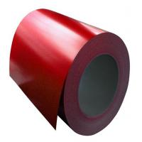 Quality Hot Dipped Colour Coated Galvanized Sheets , Color Coated Steel Coil JISG3312 wholesale