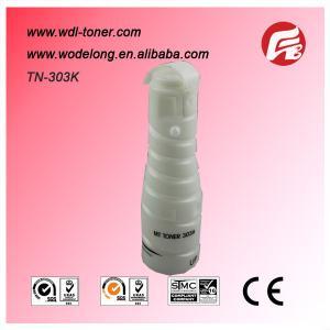 China Compatible konica minolta toner cartridge 303a/b on sale