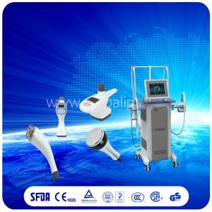Quality Lipo laser fat reduction Ultrasonic cavitation body slimming machine 650nm wholesale