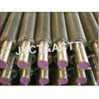 Cheap High Frequency Welded Serrated Sprial Fin Tubes For Heat Recovery Steam for sale