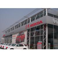 Quality Professional Car Showroom Architecture Eco Friendly Aluminum Plastic Panel Roof wholesale