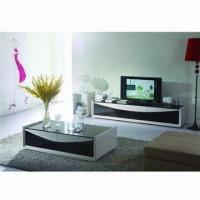 Quality Coffee Table with MDF and High Glossy Painting, Newest Style wholesale