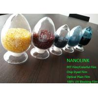 Quality Colorful Oxygen And Water Vapor Barrier Nano Masterbatch With Inorganic Materials wholesale