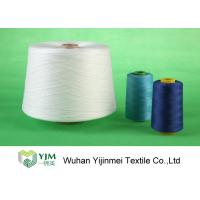 Ne 50s /2/3 Bright Z Twist 100 Polyester Spun Yarn High Tenacity Polyester