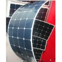 Quality High Efficiency Flexible solar panel 190W sunpower crystalline cell silicon wholesale