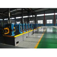 Quality 0.5-2inch High Speed High Precision Automatic ERW Pipe Mill Line wholesale