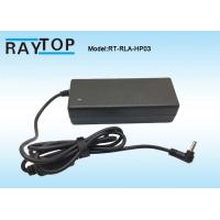 Quality 19.5V 3.33A 65w 90 Angle HP Laptop Adapter , Notebook Power Supply For HP Laptop wholesale